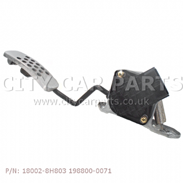NISSAN X-TRAIL 2.2 DCI DIESEL ACCELERATOR THROTTLE PEDAL 8 PIN 18002-8H803 19880